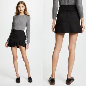 JACK by BB Dakota Khan Skirt In Black NWT
